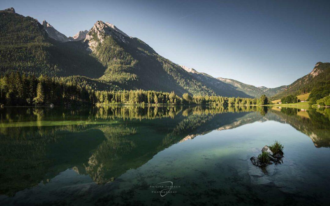 Berchtesgaden – Steile Berge und große Wasserfälle