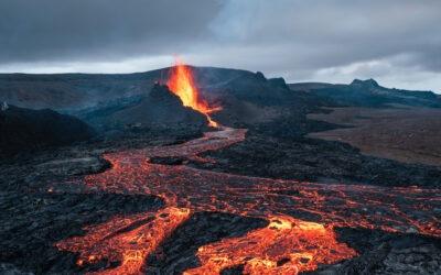 ISLAND – Feuer und Eis