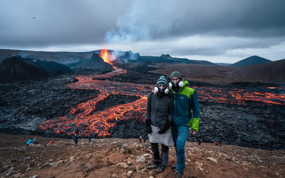 Fagradalsfjall – Islands neuer Vulkan